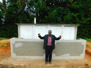 The Water Project:  School Administrator Celebrates The Project