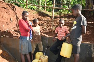 The Water Project:  Happiness And Shyness Show The Joy Of Emulembo Community