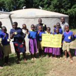 The Water Project: Kapkures Primary School -  Thank You Santagato Studios