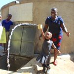 The Water Project: Kapkures Primary School -  Having Fun