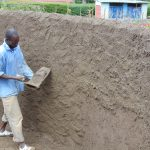 The Water Project: Banja Primary School -  Cement Work