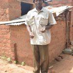 The Water Project: King'ethesyoni Community A -  Isaac Mutua