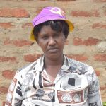 The Water Project: King'ethesyoni Community A -  Monica Mbuvi