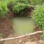 The Water Project: King'ethesyoni Community A -  Riverbed Water Hole