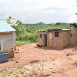 The Water Project: King'ethesyoni Community A -  Compound