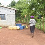 The Water Project: King'ethesyoni Community A -  Walking At Home