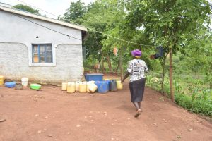 The Water Project:  Walking At Home