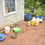 The Water Project: King'ethesyoni Community A -  Water Containers
