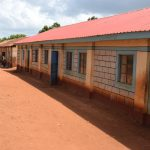 The Water Project: Kavyuni Salvation Army Primary School -  Classrooms
