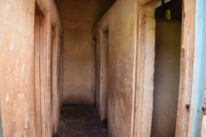 The Water Project:  Inside Boys Latrines