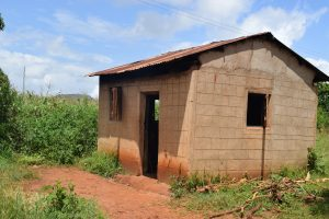 The Water Project:  School Kitchen Building