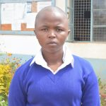 The Water Project: Tyaa Kamuthale Secondary School -  Student Carol