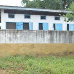 The Water Project: Tyaa Kamuthale Secondary School -  Girls Latrines