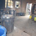 The Water Project: Tyaa Kamuthale Secondary School -  Inside School Kitchen