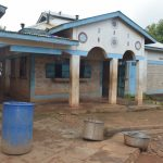 The Water Project: Tyaa Kamuthale Secondary School -  Kitchen Building