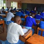 The Water Project: Tyaa Kamuthale Secondary School -  Study Time