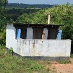 The Water Project: Kaketi Secondary School -  Latrines