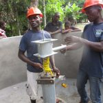 The Water Project: Mathem Community -  Pump Installation
