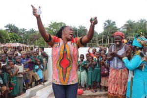 The Water Project:  Head Teacher Gives Speech