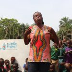 The Water Project: Lokomasama, Menika, DEC Menika Primary School -  Head Teacher Gives Speech