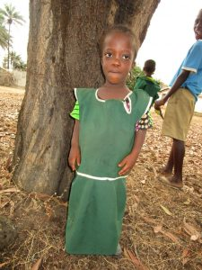 The Water Project:  Pupil Mabinty
