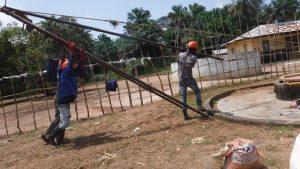 The Water Project:  Raising Tripod