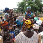 The Water Project: Lokomasama, Menika, DEC Menika Primary School -  Singing And Dancing At The Dedication