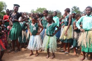 The Water Project:  Students Dancing