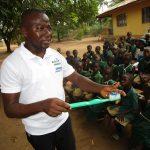 The Water Project: Lokomasama, Menika, DEC Menika Primary School -  Toothbrushing Conversation