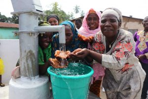 The Water Project:  Community Women Celebrating