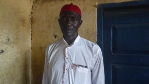 The Water Project:  Mohamed Conteh