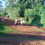 The Water Project: Kitagwa Secondary School -  Road To School