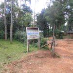 The Water Project: Wavoka Primary School -  School Signpost