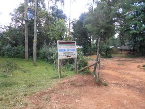 The Water Project:  School Signpost
