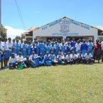 The Water Project: Gimarakwa Primary School -  Students And Teachers