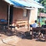 The Water Project: Kitagwa Secondary School -  Outside The Head Teachers Office