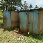 The Water Project: Wavoka Primary School -  Latrine Block For Girls