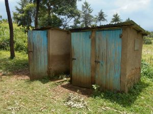 The Water Project:  Latrine Block For Girls