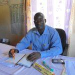 The Water Project: Gimarakwa Primary School -  Head Teacher Isaac Ambuyu