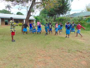 The Water Project:  Pupils Playing
