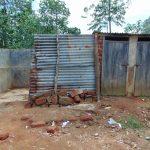 The Water Project: Jamulongoji Primary School -  Boys Latrines And Urinal