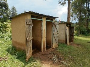 The Water Project:  Latrine Block For Boys