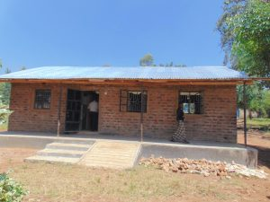 The Water Project:  Staffroom