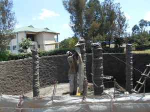 The Water Project:  Uncovering Central Pillar