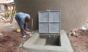The Water Project:  Artisan Cements Access Point