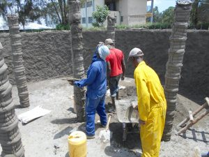 The Water Project:  More Cement To The Pillars