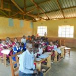The Water Project: Mulwanda Mixed Primary School -  Training Participants Listen Attentively