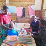 The Water Project: Jimarani Primary School -  Teacher In Staffroom