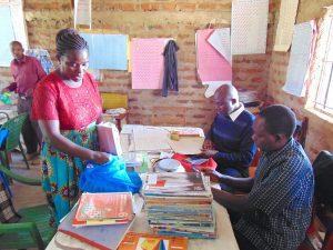 The Water Project:  Teacher In Staffroom