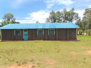 The Water Project:  Pag Church That Sponsors The School